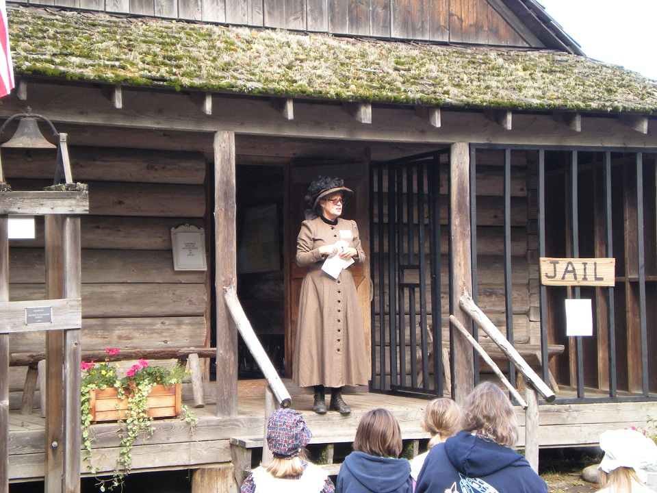 Cancelled Founders Day October 2020 Pioneer Farm Museum Ohop Indian Village