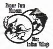 Pioneer Farm Museum & Ohop Indian Village Logo